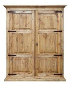 ARMOIRE W/ FULL HIDEAWAY BED