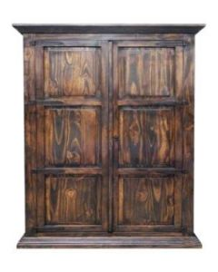 MED HYDROWAX ARMOIRE W/ FULL HIDEAWAY BED