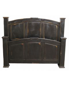 STONE BROWN QUEEN ECONO BED