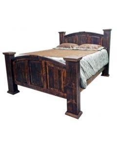 MED. QUEEN MANSION BED