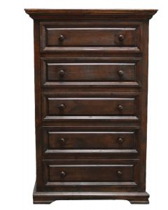 BROWN COLISEO CHEST