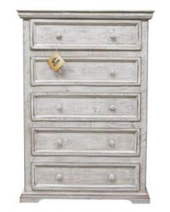 SMALL WHITE COLISEO CHEST