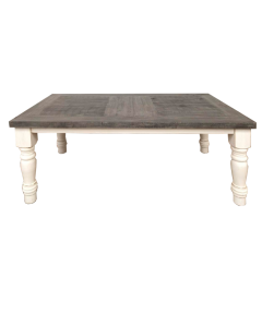 WW/123A TOP FARMHOUSE TABLE  6 or 8 FT