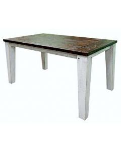 WHITE ECONO 5' TABLE