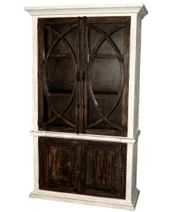 SAN ANTONIO OVAL DOOR CABINET