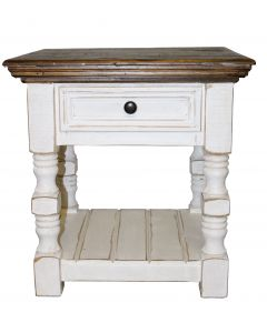WW COTTAGE END TABLE